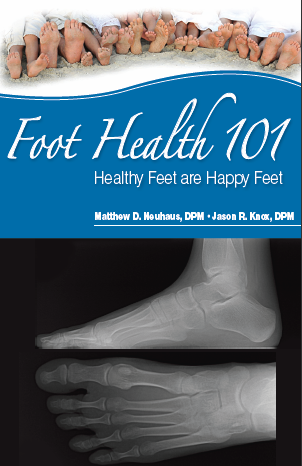 Foot Health 101 Book